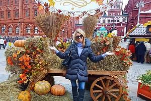 Екатерина Архарова осталась в восторге от столичного фестиваля