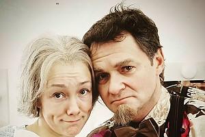 Дарья Мороз и Алексей Тихонов вышли на пенсию