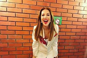 Наталья Подольская выступила на юбилее Татьяны Тарасовой