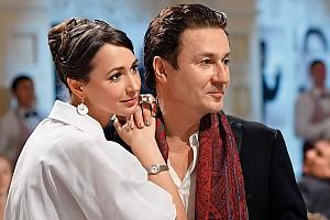 Жена Олега Меньшикова: «Первые полтора года наших отношений я никак не могла перейти на «ты»