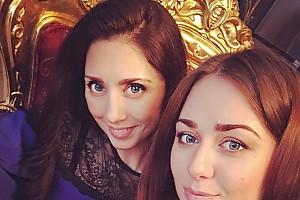 Ингрид Олеринская трогательно поздравила сестру с днем рождения