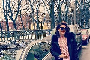 Модный look Анастасии Стоцкой