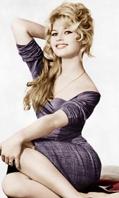 Брижит Бардо (Brigitte Bardot)