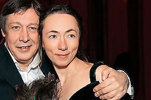 Жена Ефремова: «Я стараюсь прикрыть Мишину наготу от детей и врагов в буквальном и переносном смысле»