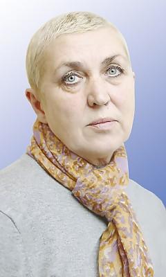 Жанна Рождественская