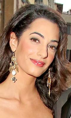 Амаль Клуни (Amal Clooney)