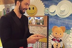 ВИДЕО: Денис Клявер задал Хрюше важный вопрос
