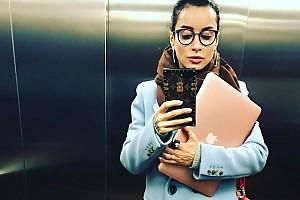 Тина Канделаки получила приятный комплимент от коллеги