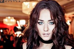 Ингрид Олеринская и её волшебные глаза