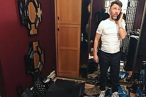 Творческий беспорядок в доме Сергея Шнурова