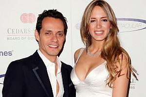 46-летний Марк Энтони женился на молодой модели