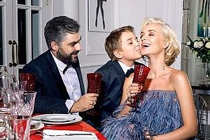 Новогодняя идиллия от Полины Гагариной