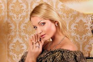 Анастасия Волочкова: «Ночная волчица»