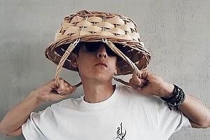 Влад Лисовец изобрел новый стильный головной убор