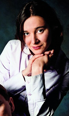 Полина Каманина