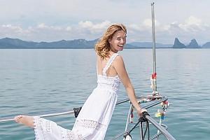 Мария Кожевникова мечтает стать русалкой