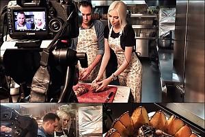 Алёна Шишкова увлеклась готовкой