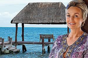 Наталья Андрейченко о разводе, дележе наследства и уединении в Мексике