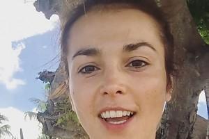 ВИДЕО:Сати Казанова отдыхает на Маврикии
