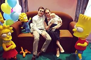 Анастасия Винокур отпраздновала первый день рождения сына