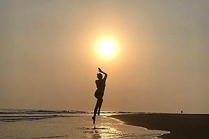 Оксана Фандера — ловец самых красивых закатов