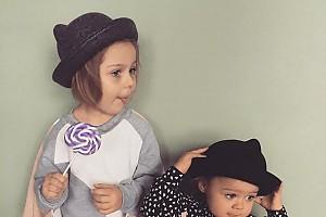 Модные дети Ольги Шелест