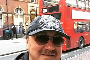Игорь Николаев прилетел по работе в Лондон