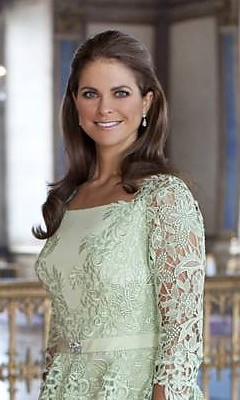 Принцесса Мадлен (Prinsessan Madeleine)