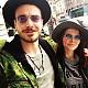 Лиза Боярская и Максим Матвеев улетели в Лос-Анджелес