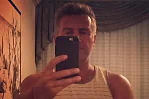 Мастер селфи: Леонид Агутин