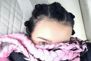 Елена Темникова сделала новую прическу