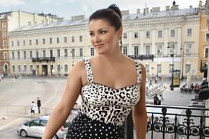 Анна Нетребко: «Я рада подчиняться Эрвину»
