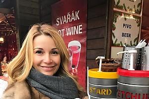 Ольга Орлова предалась «разврату» в Праге