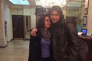 Анастасия Заворотнюк с мужем прилетели в Северную столицу