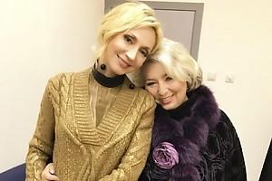 Кристина Орбакайте выступила в роли судьи «Ледникового периода»