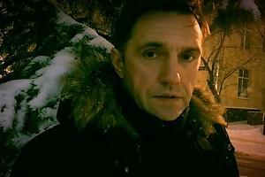 ВИДЕО: Владимир Вдовиченков и его зимние «забавы»