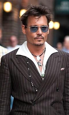 Джонни Депп (Johnny Depp)
