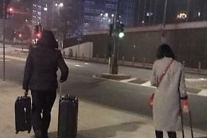 ВИДЕО: Ольга Кабо путешествует по Милану