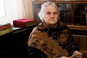 Людмила Крайнова: «Мой сын — Саша Абдулов»