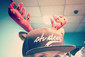 Ольга Кузьмина: «Готова быть рождественским лосем!»