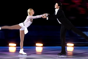 Татьяна Тотьмянина снова на льду!