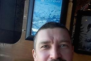 Владимир Кристовский отпустил усы