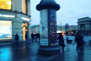 ВИДЕО: Андрей Мерзликин улетел на съемки в Санкт-Петербург