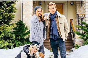 Счастливое семейство Маликовых