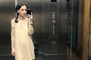 Модный «лифтолук» от Виктории Дайнеко