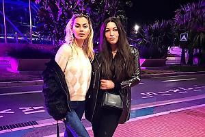 Дубцова и Боня встретились в Монако