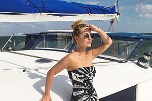 Ольга Орлова продемонстрировала роскошный купальник