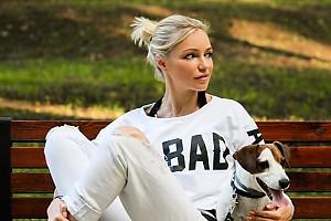 Инна Маликова поздравила любимого пса с днем рождения