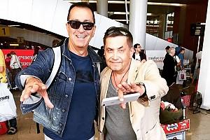 Буйнов и Расторгуев случайно встретились в аэропорту