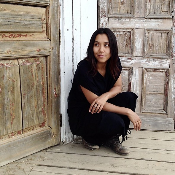 Съемки клипа Севары на песню «Найти и потерять»